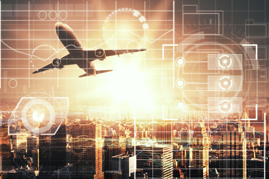 How airlines are flying high with aviation data analytics - Selerity