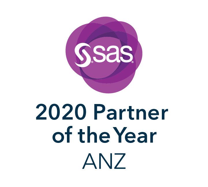 Selerity was voted SAS partner of the year 2020 in ANZ
