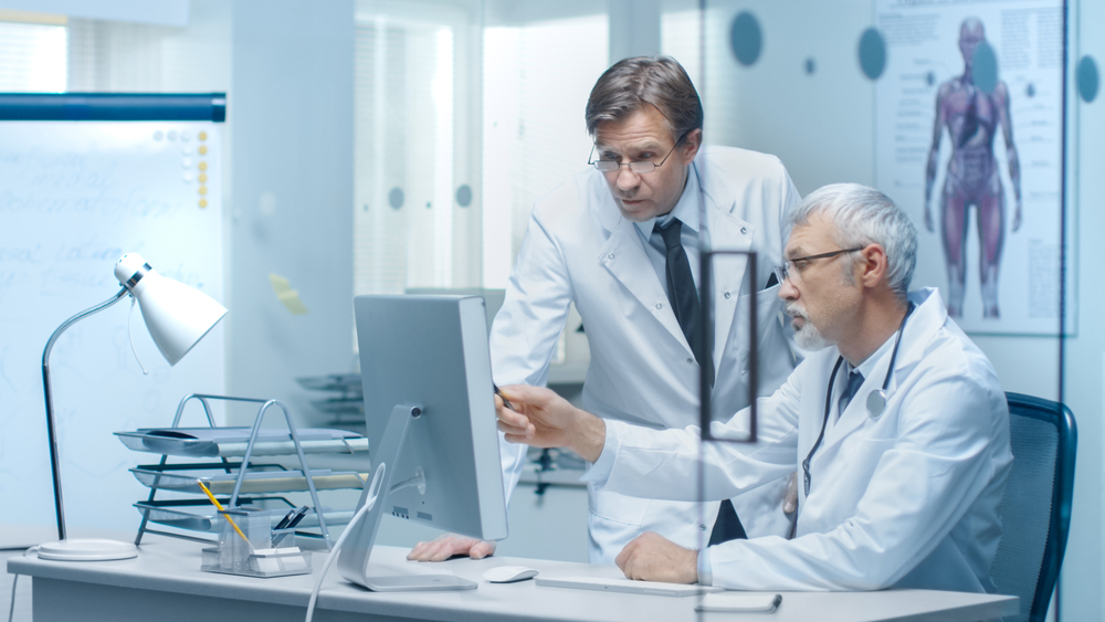 healthcare analytics making progress in the treatment of cancer.