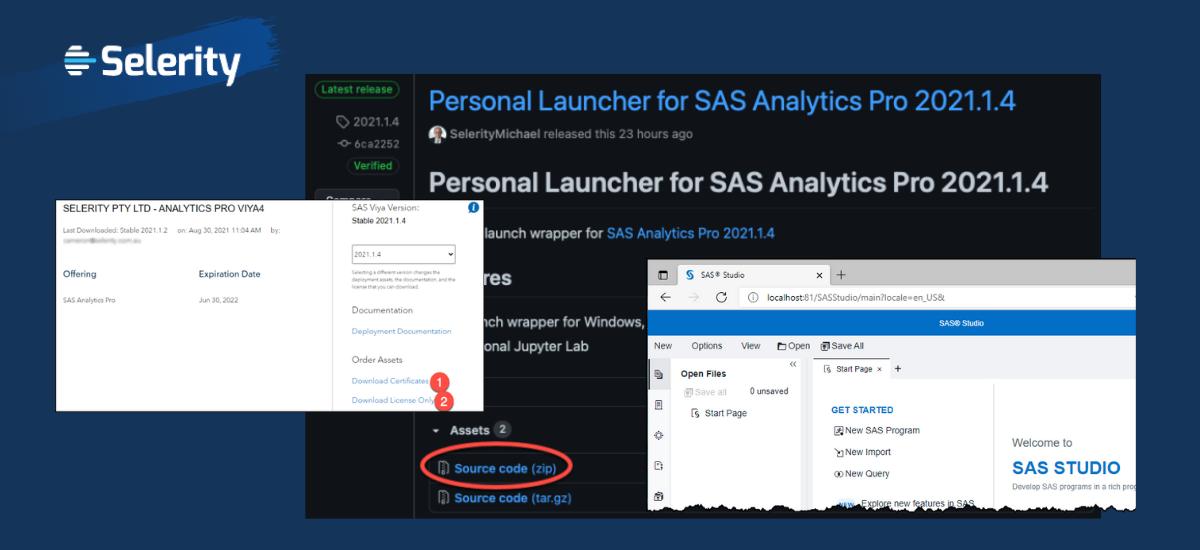 Cloud-native SAS Analytics Pro