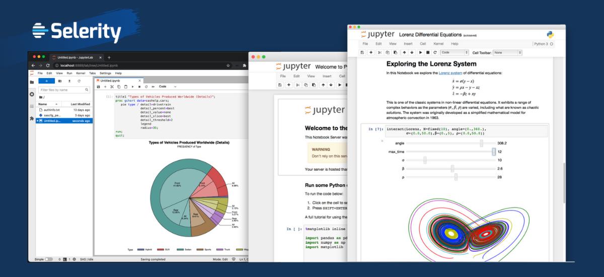 Jupyter with SAS Analytics Pro (cloud-native)